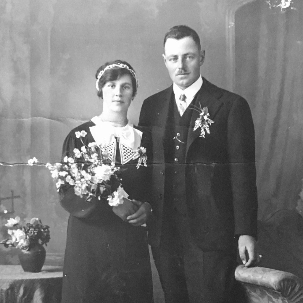Josef & Margarethe Gruber