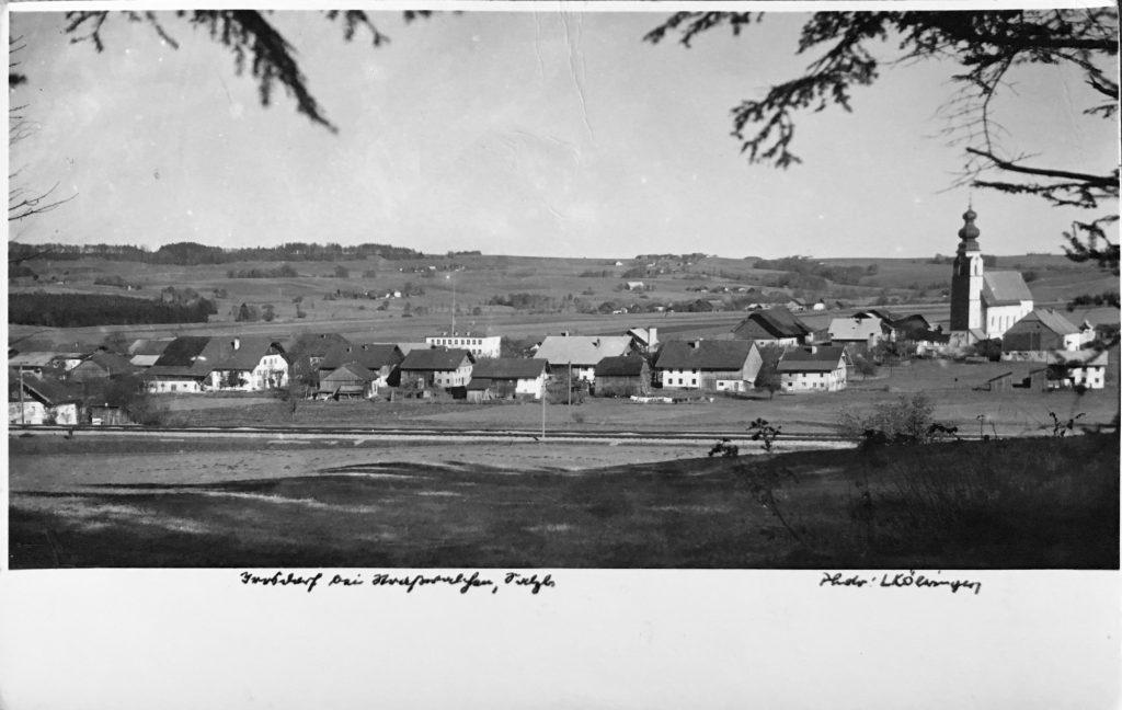 1. Generation - Irrsdorf um 1960